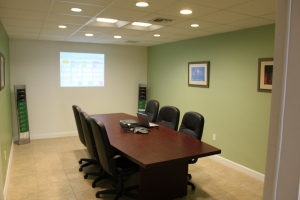 LED Source - the new Conference Room