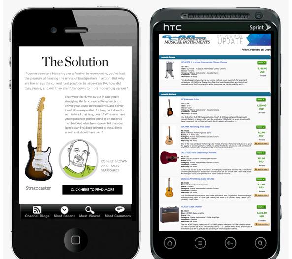 MI Mobile Image